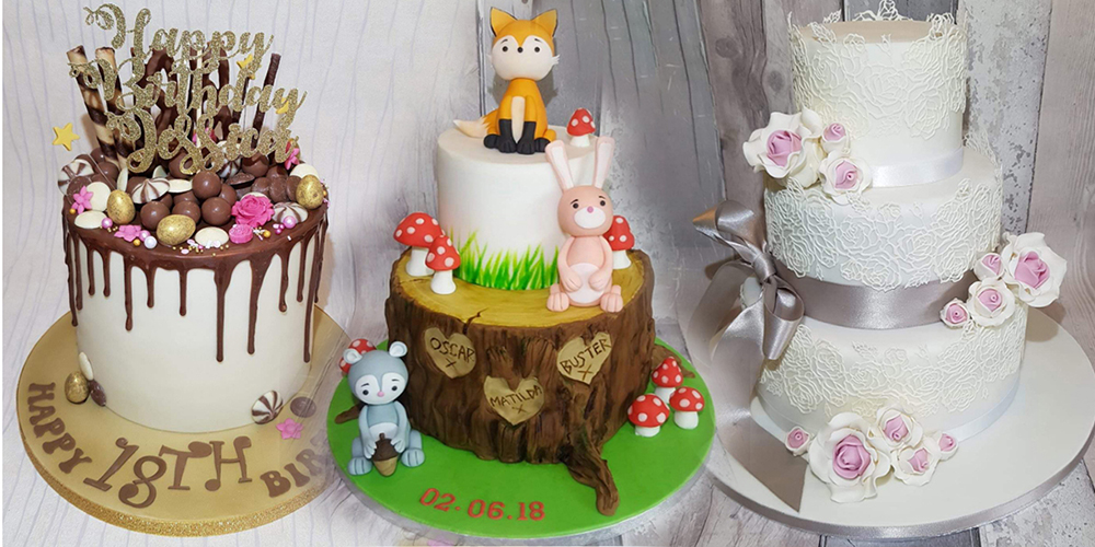 Cakes with Character Ipplepen