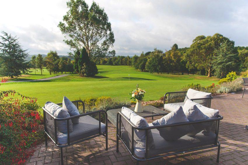 Dainton Park Golf Club – Restaurant