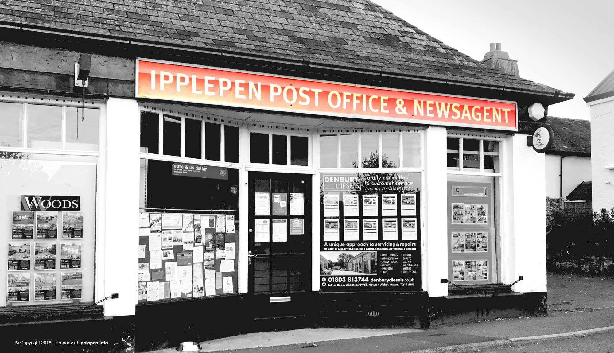 Post Office and Newsagents