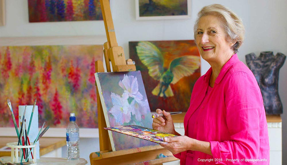 Jenny Brown Artist