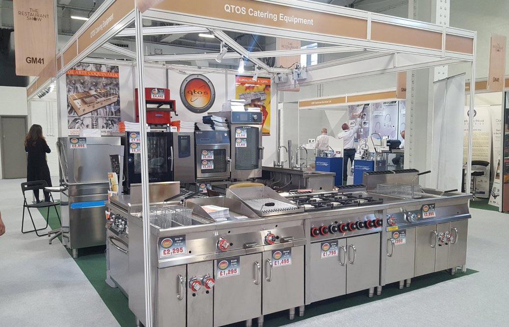 QTOS Catering Equipment Ipplepen