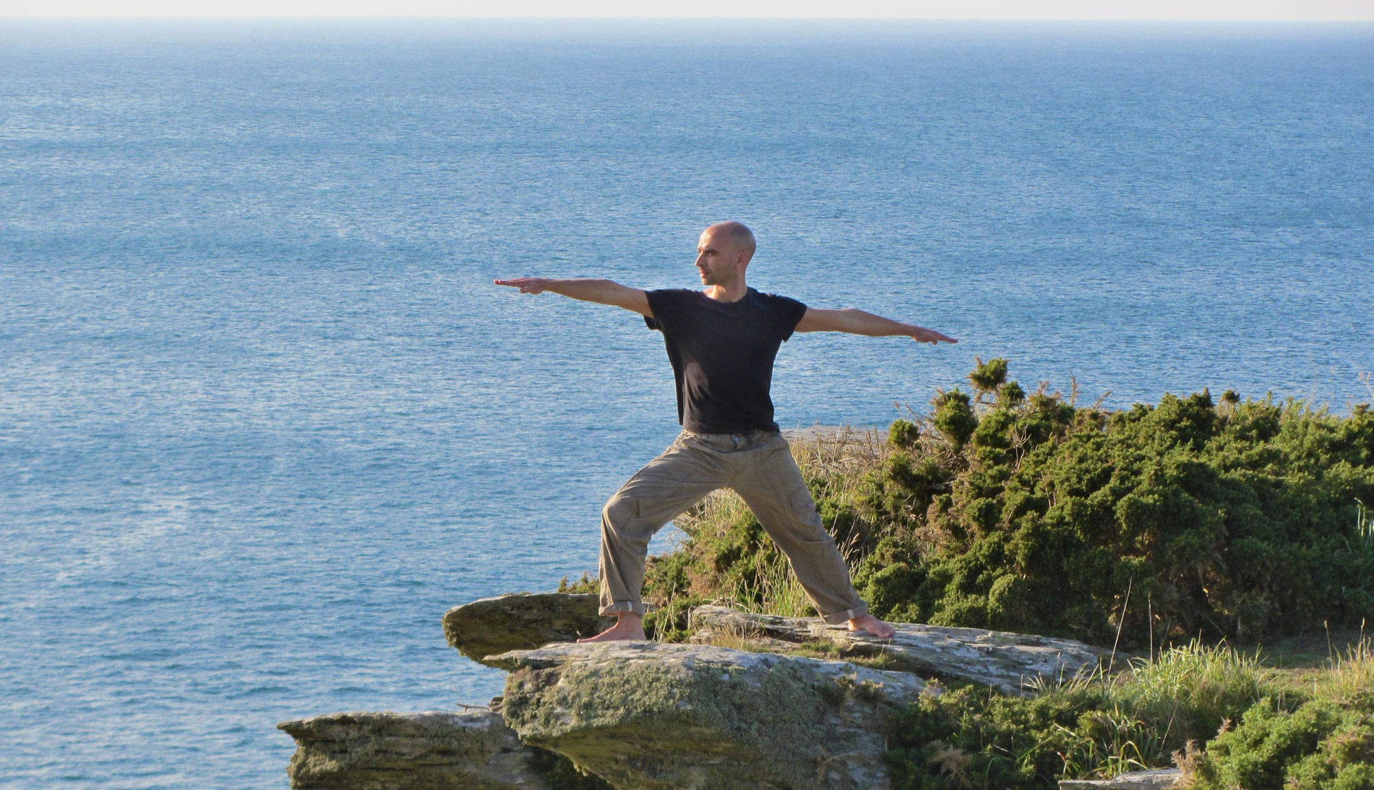 Yoga in Ipplepen with Phillip Strand